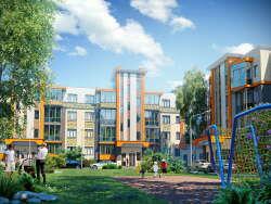 Smart-квартал Аккорд (Новые Жаворонки)